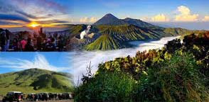 Pakej pelancongan Bromo dari Surabaya