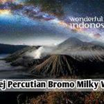 Pakej Percutian Bromo Milky Way 2 Hari 1 Malam