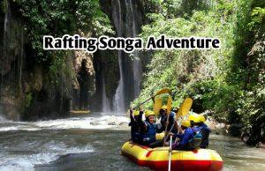 Rafting Songa Avanture